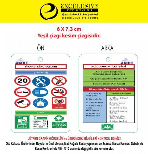 Zenit İş Güvenlik Araç Bilgi-01