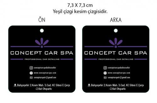 concept car spa